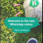 How Whatsapp's Snapchat Cloned Stories Feature is Doing